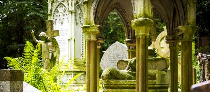 Восемь самых красивых кладбищ мира