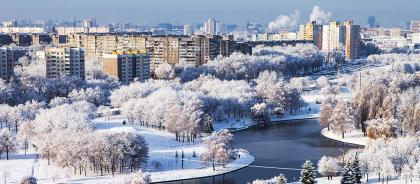 Что делать на новогодние праздники в Минске