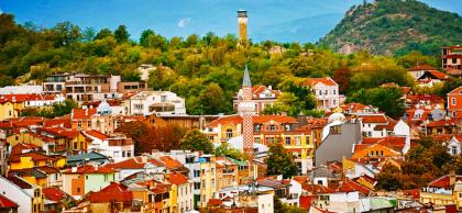 В 2019 году Пловдив и Матера стали культурными столицами Европы