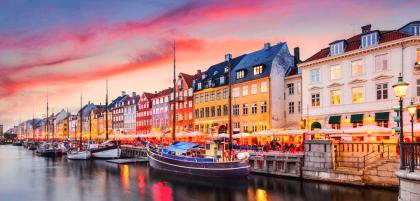 В Копенгагене пройдёт фестиваль света