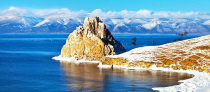 Байкал вошёл в тройку самых популярных мест России для иностранцев