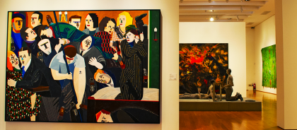 Вход в музей изящных искусств Бильбао будет бесплатным на новогодние каникулы