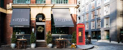 Восемь кафе для завтраков в Лондоне