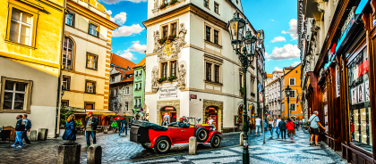 Чехия изменила правила выдачи виз детям