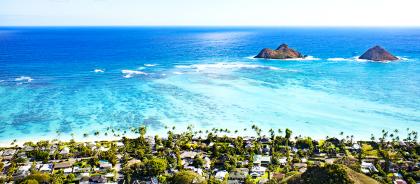 10 лучших пляжей мира: от Гавайев до Филиппин