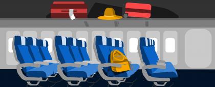 Что можно и что нельзя брать на борт самолёта в ручной клади