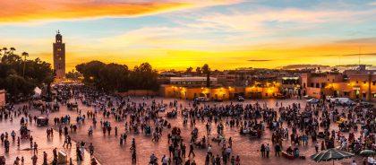 Марракеш назван первой африканской столицей культуры