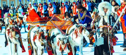На российском севере пройдут Дни оленевода