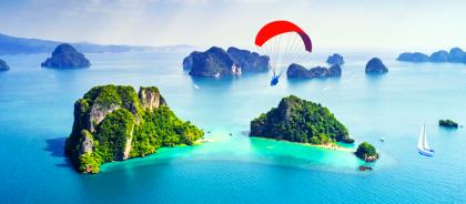 Самые красивые острова Таиланда для отдыха — фото и описание