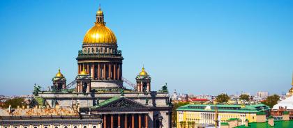 В Санкт-Петербурге введут туристический сбор для иностранцев