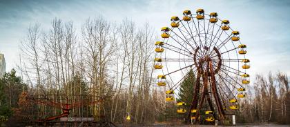 Белоруссия запустила маршруты в Чернобыль