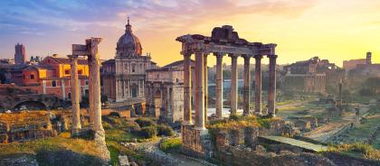 В апреле отпразднуют день основания Рима