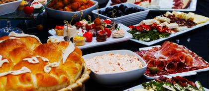 Отели Турции уменьшат размеры тарелок, чтобы туристы ели меньше