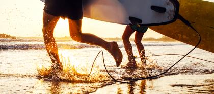 Шри-Ланка для сёрферов: волн и кокосов хватит на всех