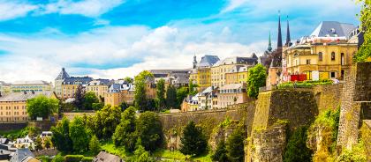 Люксембург назвали самым безопасным городом в мире