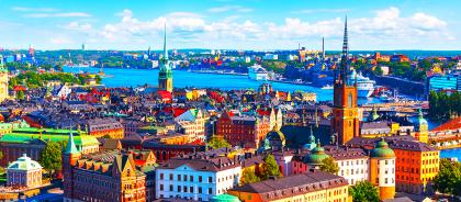 Швеция, Дания и Норвегия вошли в пятёрку стран мира с лучшим качеством жизни