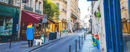 Выходные в Париже: нетуристические места