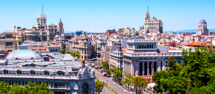 Цены на отели Мадрида выросли почти в 4 раза перед финалом Лиги Чемпионов