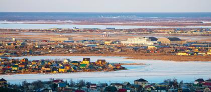 Якутск признали самым «экстремальным» городом на планете