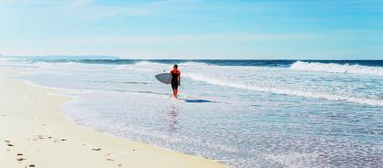 Сёрфинг в Португалии: как не ударить лицом в песок