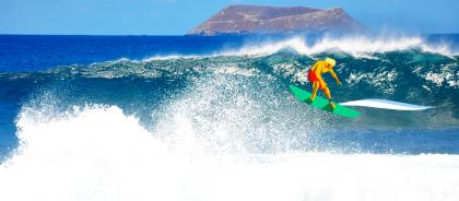 В поисках идеальных волн: сёрфинг на Галапагосах