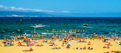 Пляжный отдых в Болгарии: лучшие курорты
