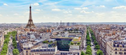 В Париже появятся четыре леса