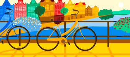 Как арендовать велосипед в Европе