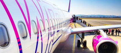 Wizz Air полетит в Лондон из Москвы и Петербурга