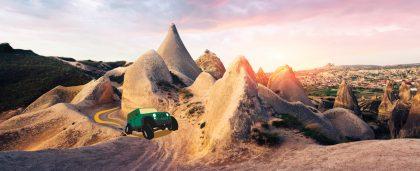 Что посмотреть в Каппадокии: каньоны, соляные озера, фламинго и вулкан