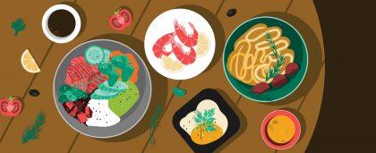 Кухни мира в Москве: 8 заведений на столичных гастромаркетах