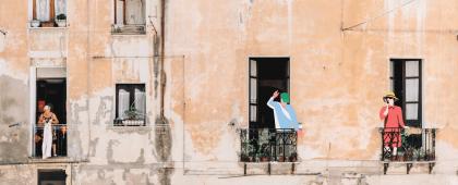 Заметка: самые популярные итальянские жесты