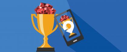 Мобильное приложение Ostrovok.ru получило «золото» Рунета