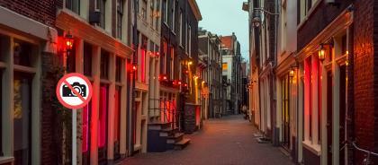 Восемь вещей, которые не стоит делать в Амстердаме
