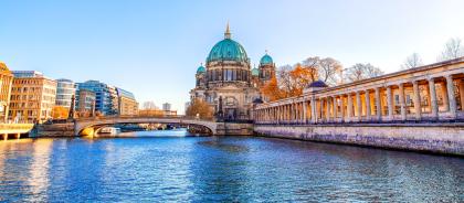 В Берлине автобусам запретят привозить туристов на Музейный остров