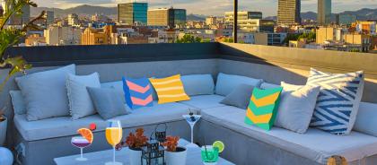 10 лучших панорамных баров Барселоны