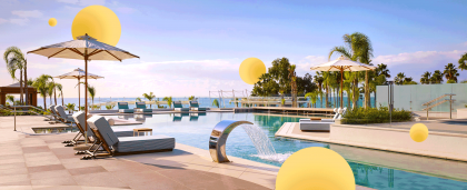 Отель недели: Parklane, a Luxury Collection Resort & Spa, Limassol