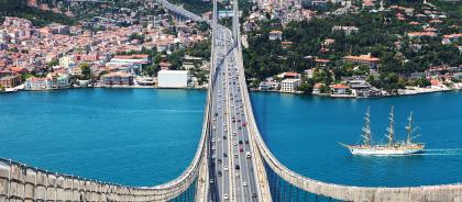 Общественный транспорт в Стамбуле стал круглосуточным