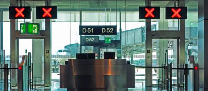 При въезде в ЕС туристам не будут ставить штамп в паспорте