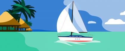 Как отправиться в путешествие на парусной яхте: считаем бюджет