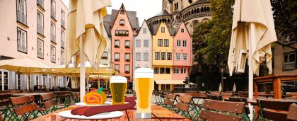 Где поесть в Кёльне: шесть мест для завтрака, обеда или ужина