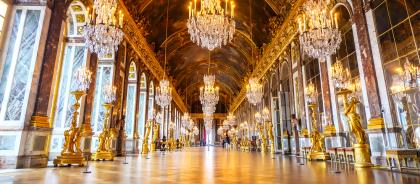 Google выпустил виртуальный тур по Версальскому дворцу