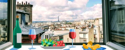 Районы Парижа: где остановиться