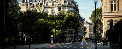 Заметка: одеться как парижанка, или 9 принципов парижского стиля