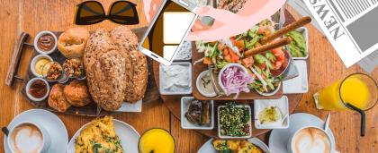Интервью с кулинаром из Тель-Авива