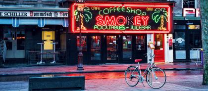 В Нидерландах могут закрыть кофешопы