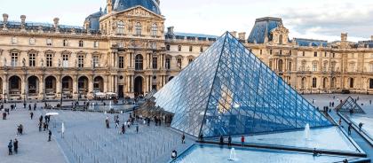 В Лувре открылась самая большая в истории выставка Леонардо да Винчи