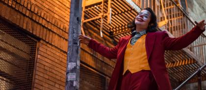 «Лестница Джокера» стала новой достопримечательностью Нью-Йорка