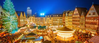 Опубликовали рейтинг рождественских ярмарок Европы