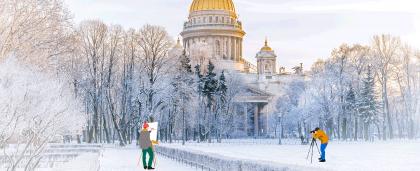 Куда сходить в Москве и Санкт-Петербурге: гид по галереям